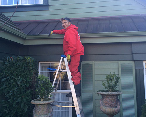 Gutter Cleaning Cutting Edge Window Cleaning